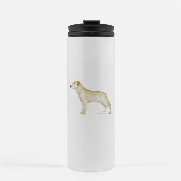 Labrador Retriever Thermal Tumbler