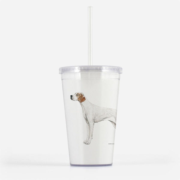 Pointer Beverage Tumbler