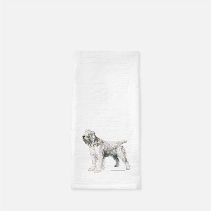 Spinone Italiano Tea Towel