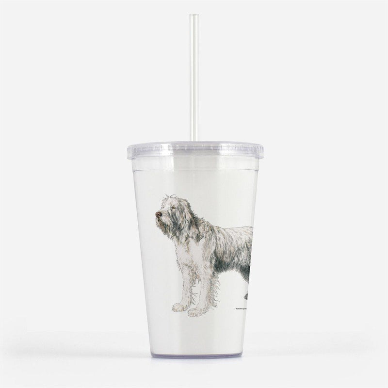 Spinone Italiano Beverage Tumbler