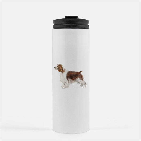 Welsh Springer Spaniel Thermal Tumbler