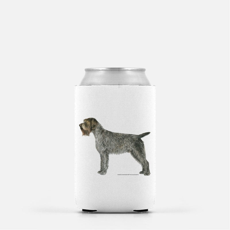Wirehaired Pointing Griffon Koozie