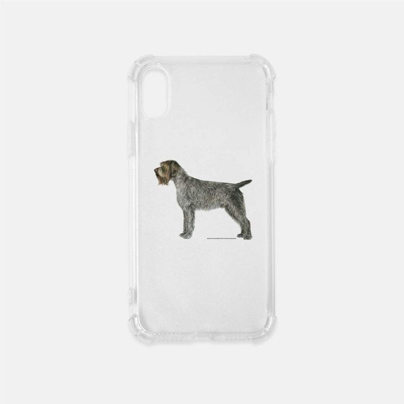 Wirehaired Pointing Griffon Phone Case