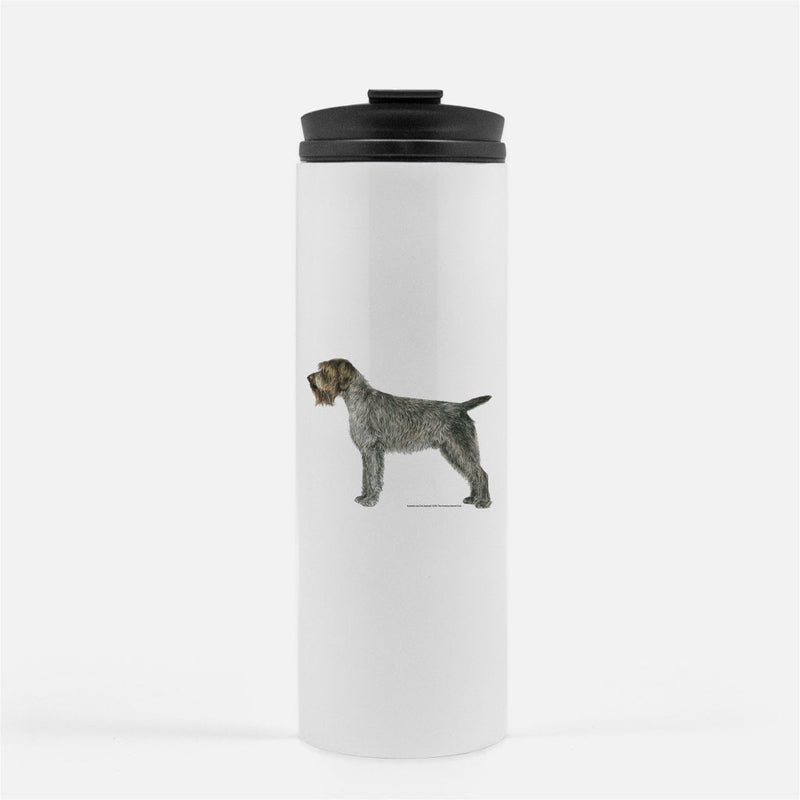 Wirehaired Pointing Griffon Thermal Tumbler