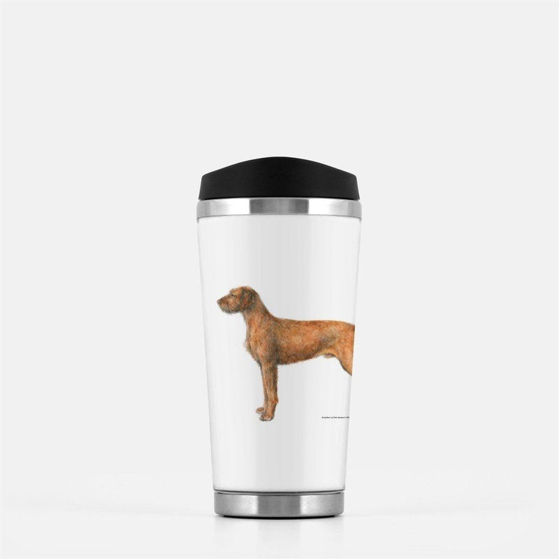 Wirehaired Vizsla Travel Mug