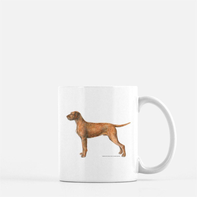 Wirehaired Vizsla Coffee Mug