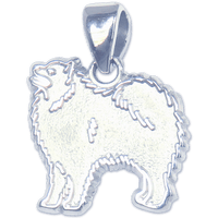 Samoyed Charm Jewelry