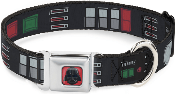 Star Wars Darth Vader Dog Collar