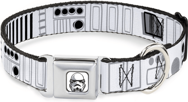 Star Wars Stormtrooper Dog Collar