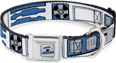 Star Wars R2-D2 Dog Collar