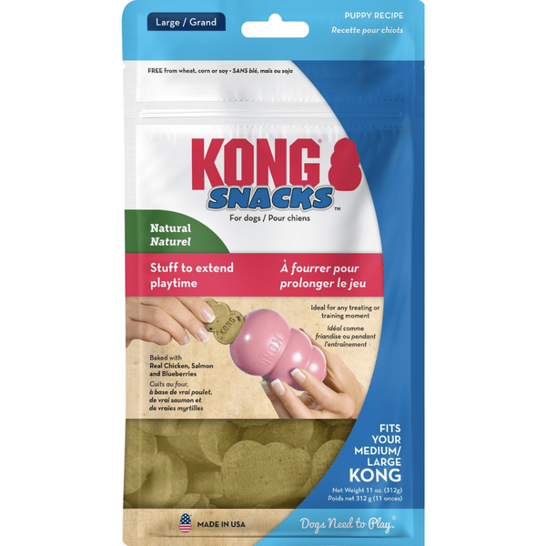 KONG Stuff'N Puppy Snacks Dog Treats