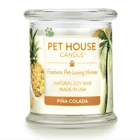 Piña Colada Large Candle