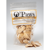 O'Paws Gobblin' Good Turkey Breast Treats