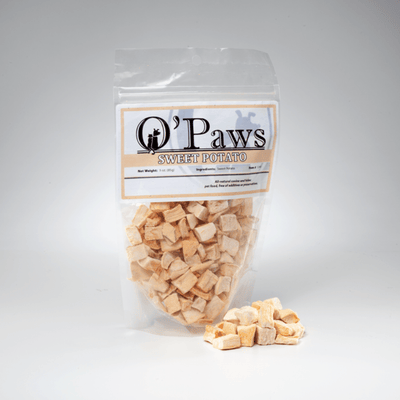 O'Paws Sweet Potato Treats