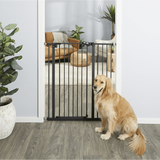 Frisco Extra Tall Auto-Close Pet Gate, 41-in Height