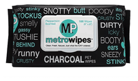 Metro Paws Wipes