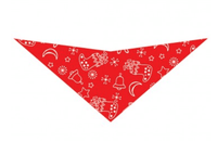Holiday Fun Triangle Bandana