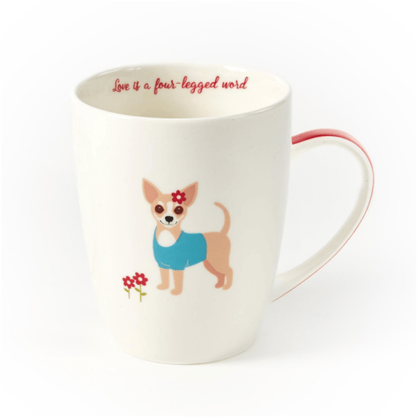 Chihuahua Mug in Gift Box
