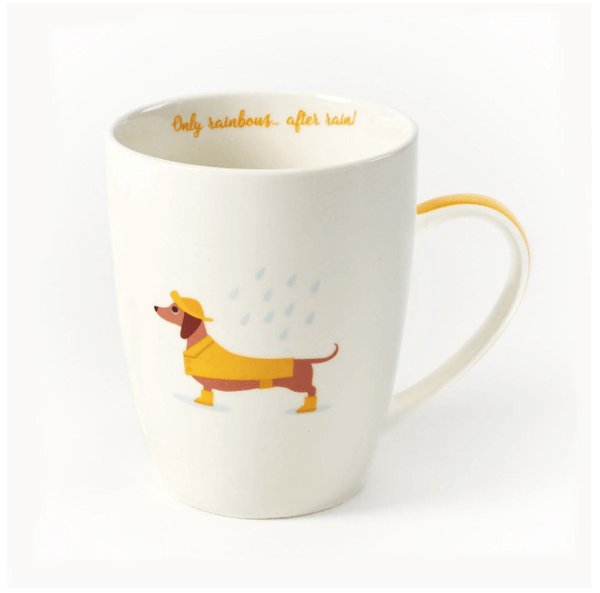 Dachshund Mug in Gift Box