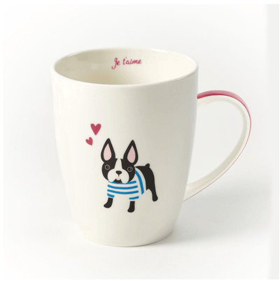 French Bulldog Mug in Gift Box