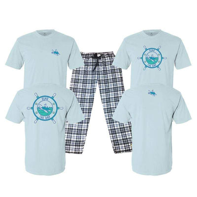 Seas The Day - Pajama Set