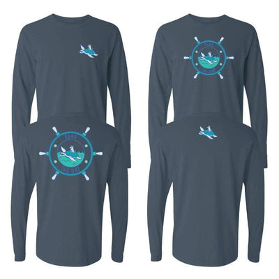 Seas The Day - Long-Sleeve T-Shirt Classic