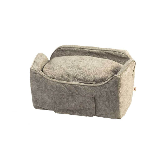 Lookout II Show Dog Fabric Dog Car Seat