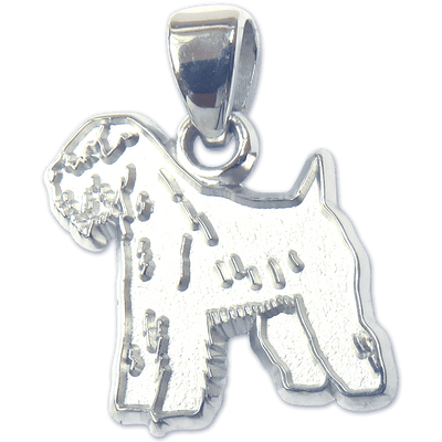 Soft Coated Wheaten Terrier Charm Jewelry