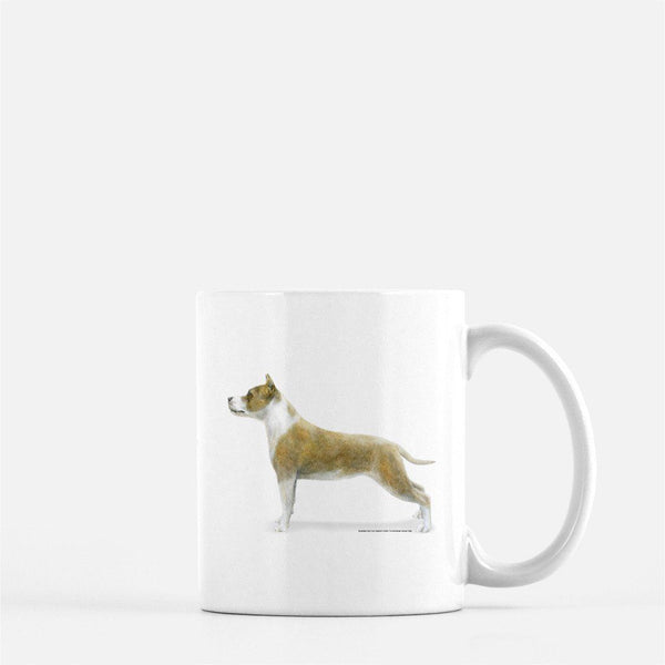 American Staffordshire Terrier Coffee Mug