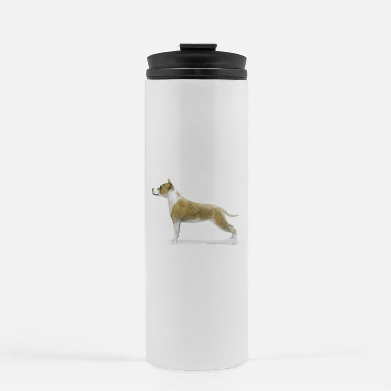American Staffordshire Terrier Thermal Tumbler