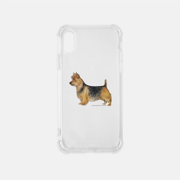 Australian Terrier Clear Phone Case