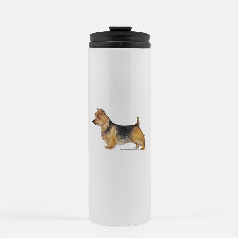 Australian Terrier Thermal Tumbler