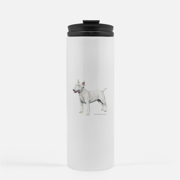 Bull Terrier Thermal Tumbler