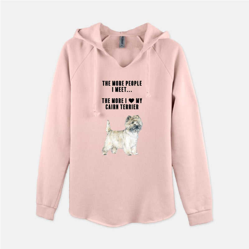 Cairn Terrier Love Women's Sweatshirt