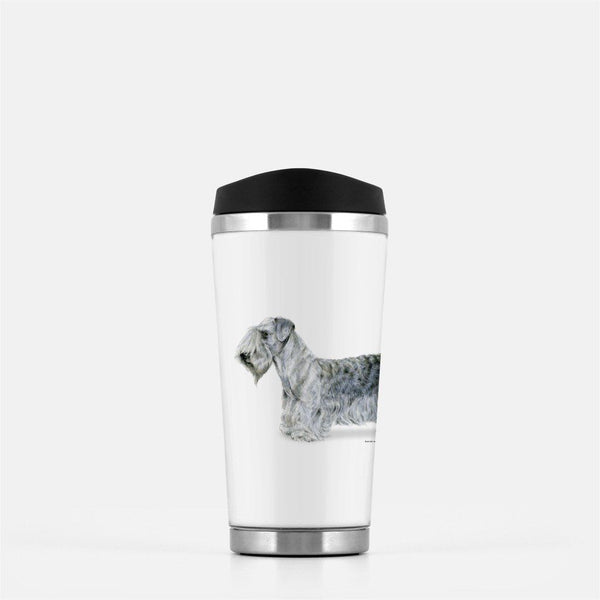 Cesky Terrier Travel Mug