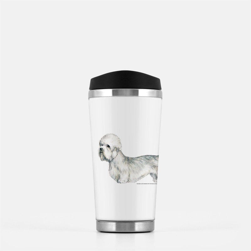 Dandie Dinmont Terrier Travel Mug