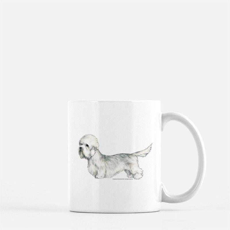 Dandie Dinmont Terrier Coffee Mug
