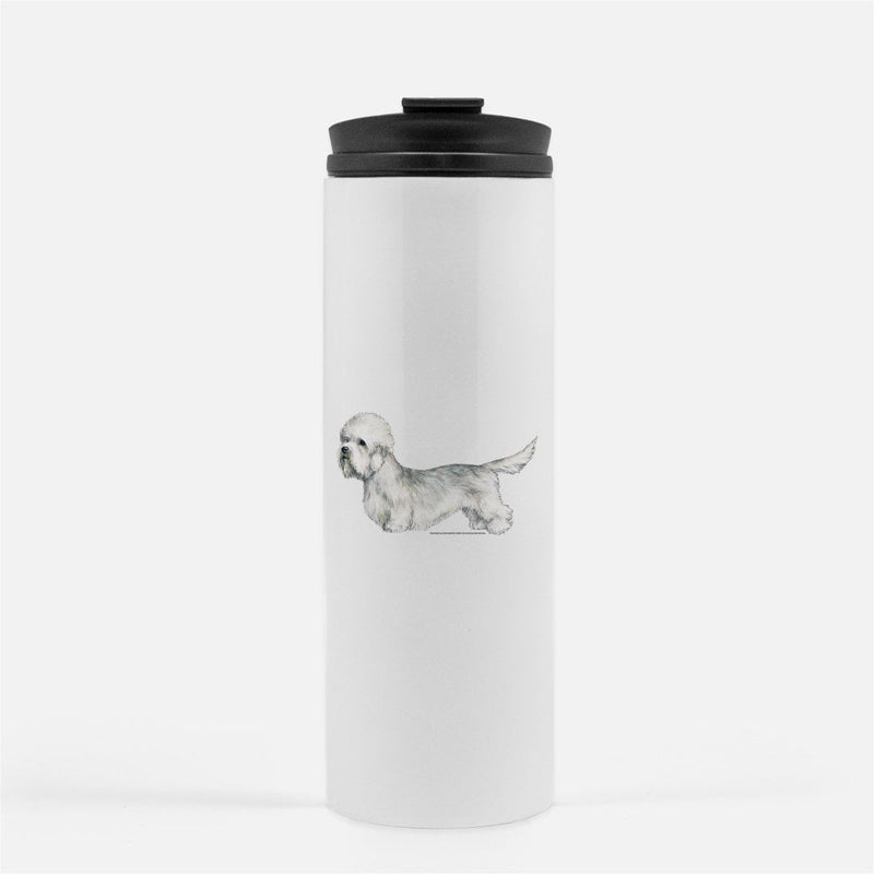 Dandie Dinmont Terrier Thermal Tumbler