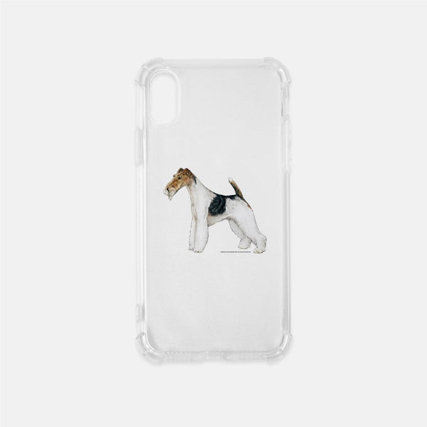 Wire Fox Terrier Phone Case