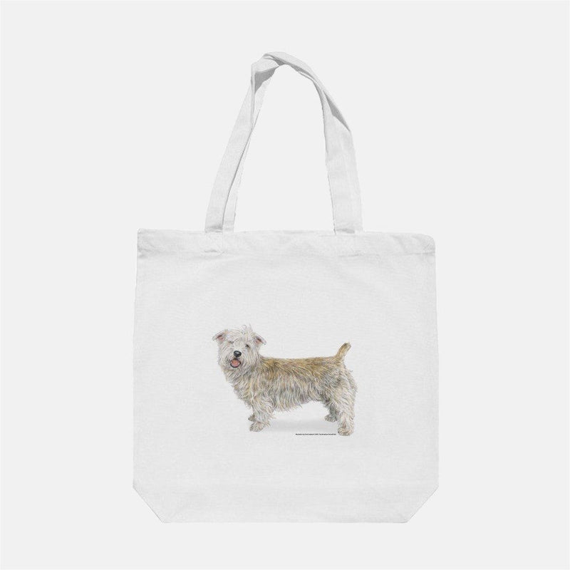 Glen of Imaal Terrier Tote Bag