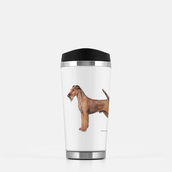 Irish Terrier Travel Mug