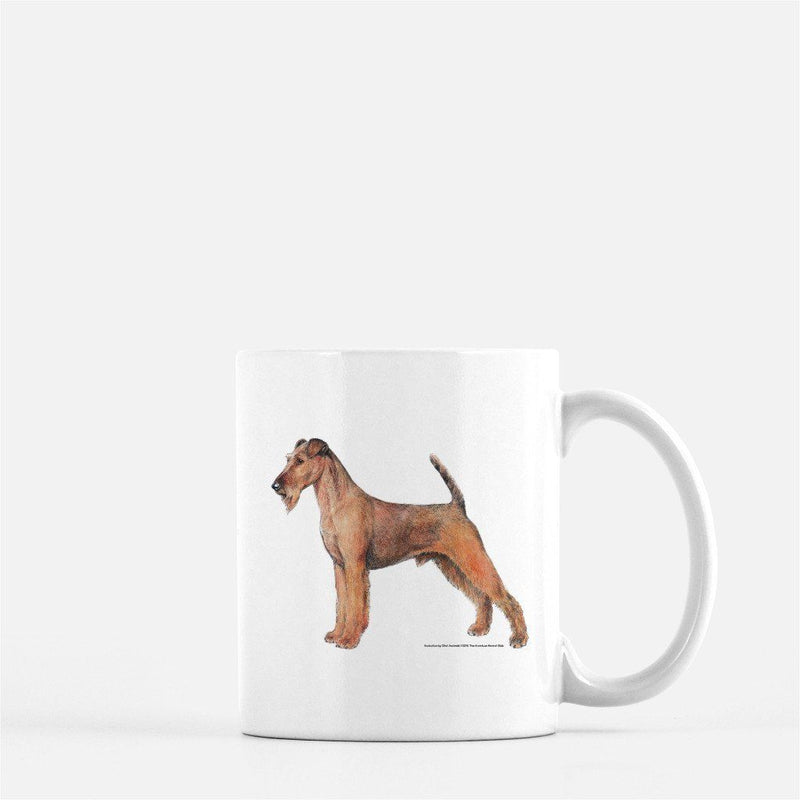 Irish Terrier Coffee Mug