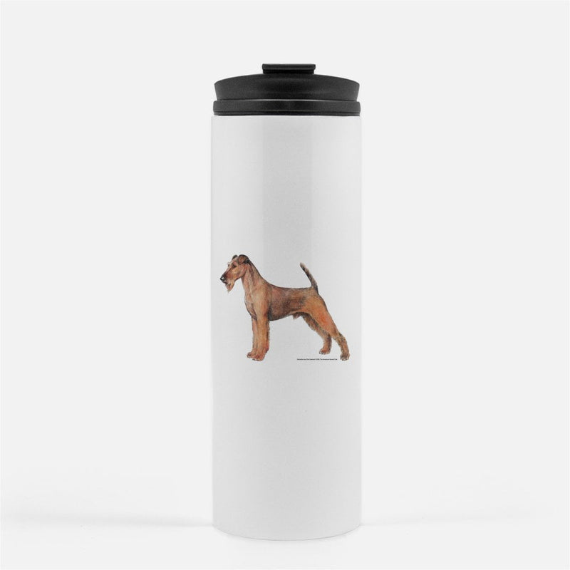 Irish Terrier Thermal Tumbler
