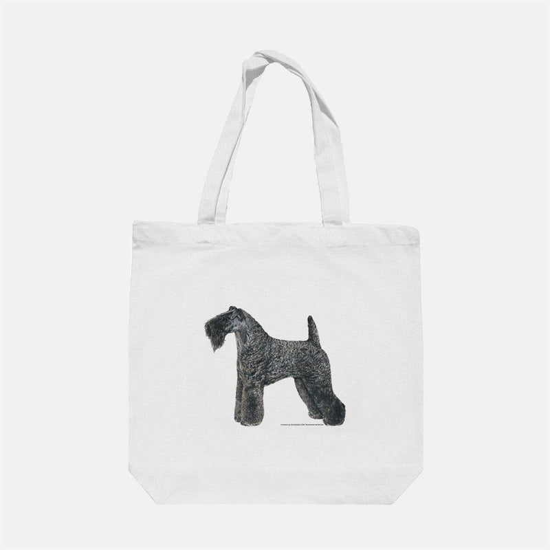 Kerry Blue Terrier Tote Bag