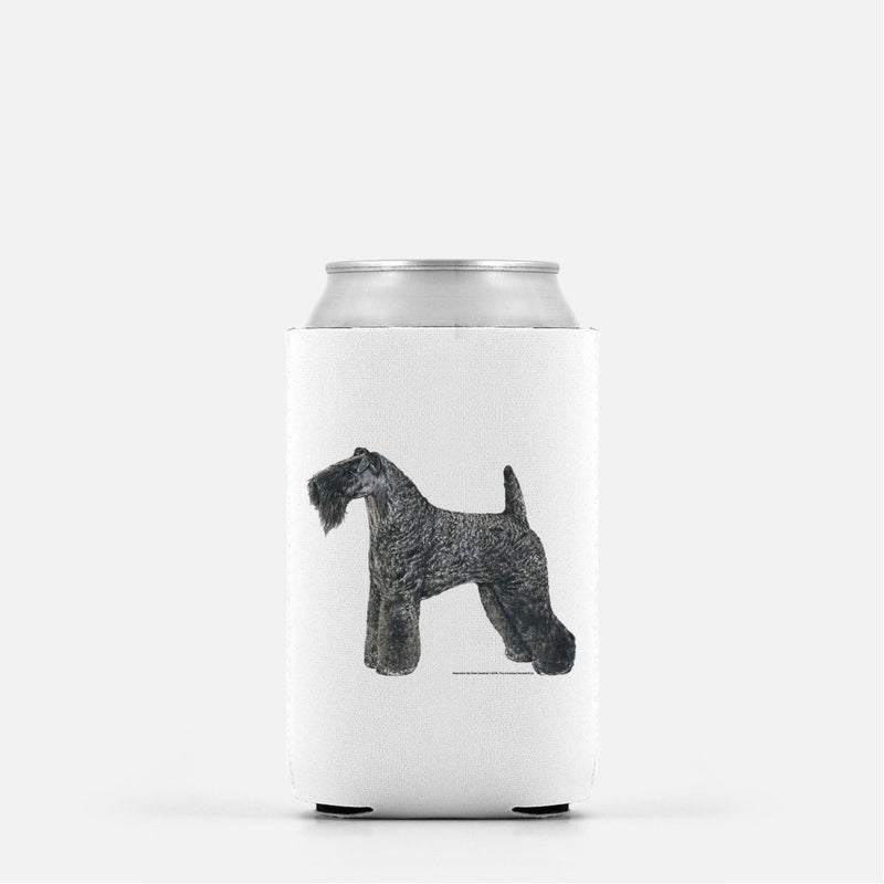 Kerry Blue Terrier Koozie