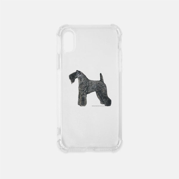 Kerry Blue Terrier Phone Case