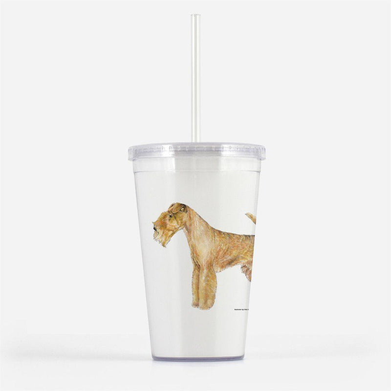 Lakeland Terrier Beverage Tumbler