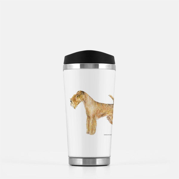 Lakeland Terrier Travel Mug