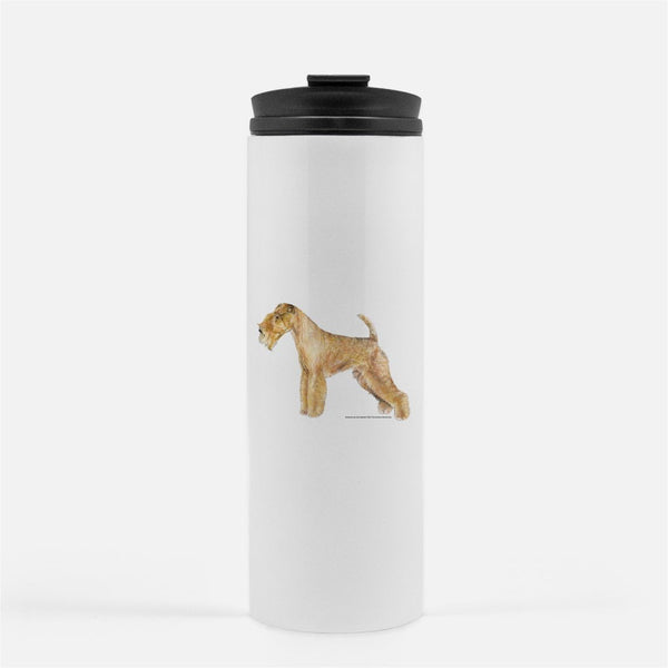 Lakeland Terrier Thermal Tumbler