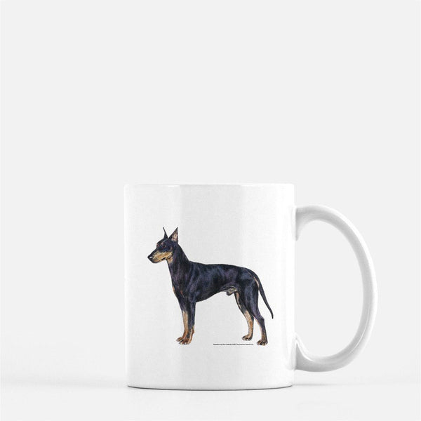 Manchester Terrier Coffee Mug